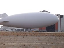 US Navy Blimp